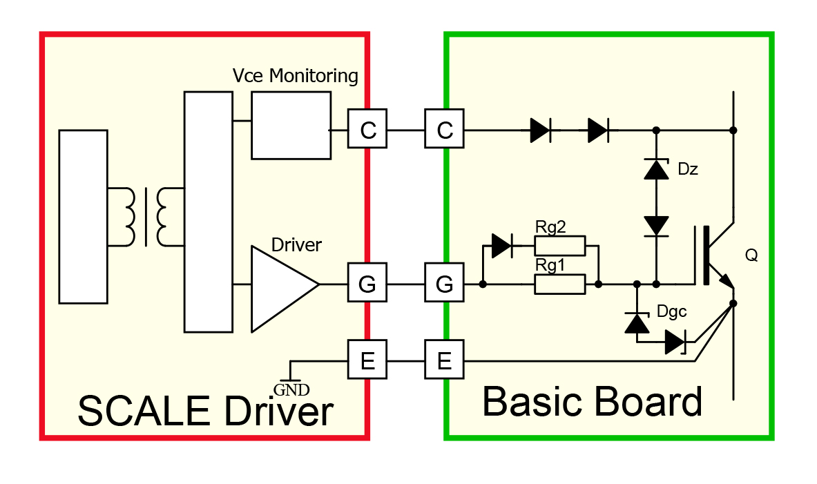 Igbt Module Schematic Wiring Library Ups Circuit Diagram Basic