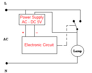 Power supply only with the live wire. | Power Integrations - AC-DC ...