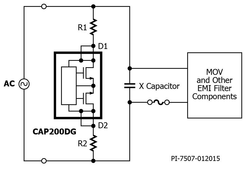 CAPZero-2 | AC-DC Converters