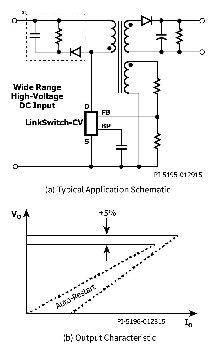 Linkswitch Cv Power Integrations Ac Dc Converters