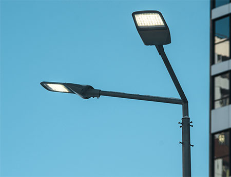 Outdoor Lighting Icon