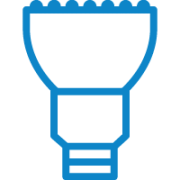 Indoor Lighting Icon